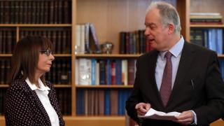 Τασούλας σε Σακελλαροπούλου: Με ευρύτατη αποδοχή η εκλογή σας