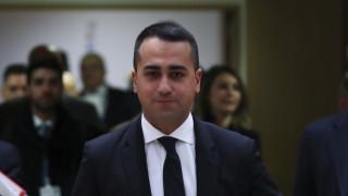 Ιταλία: Παραιτείται ο επικεφαλής του Κινήματος Πέντε Αστέρων, Λουίτζι Ντι Μάιο