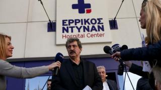 Προσπάθεια ακύρωσης του διαγωνισμού για το «Ερρίκος Ντυνάν» καταγγέλλει ο Παύλος Πολάκης