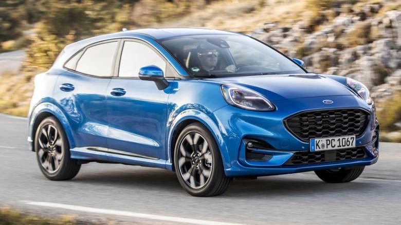 Αυτοκίνητο: Το νέο και πολύ ενδιαφέρον Ford Puma ποντάρει στην εμφάνιση και το δυναμισμό του