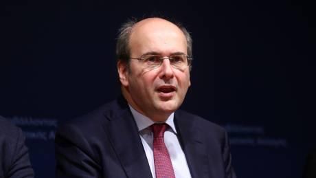 Χατζηδάκης: Πέρα από το διεθνές δίκαιο ο ισχυρισμός της Τουρκίας για τον EastMed