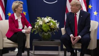 Η EE προσβλέπει σε εμπορική συμφωνία με τις ΗΠΑ
