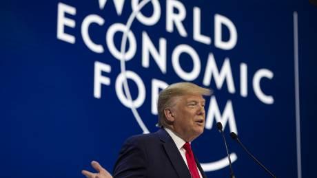 Νταβός: «Kοινό πλαίσιο» Γαλλίας-ΗΠΑ για τον ψηφιακό φόρο