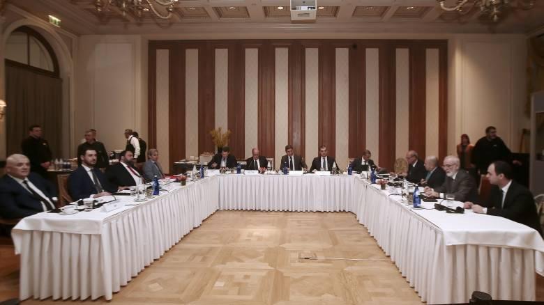 Συνάντηση Big 4: Εκλογές τον Ιούνιο στην ΕΠΟ, περισσότεροι ξένοι διαιτητές