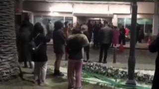 Σεισμός στην Τουρκία: Συγκλονιστικά βίντεο από τη στιγμή της ισχυρής δόνησης