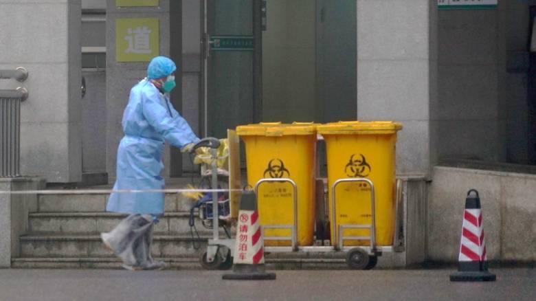 ΠΟΥ: Τα μέτρα του Πεκίνου για την Ουχάν θα «μειώσουν» τους κινδύνους διεθνούς εξάπλωσης