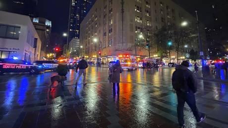 ΗΠΑ: Πυροβολισμοί στο κέντρο του Σιάτλ με νεκρό και τραυματίες