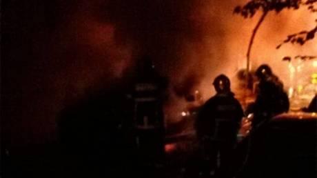 Συνεχίζεται το μπαράζ εμπρηστικών επιθέσεων - Έκαψαν αυτοκίνητα στο Κολωνάκι