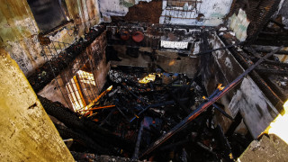Τραγωδία στο Άργος: Νεκρά τα δύο αδέλφια μετά την πυρκαγιά στο σπίτι τους