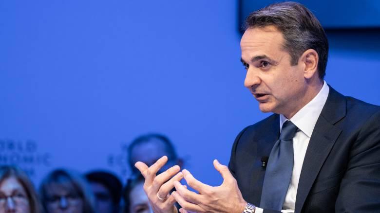 Μητσοτάκης στο Bloomberg: Ιδιαίτερα επιθετική η στάση της Άγκυρας