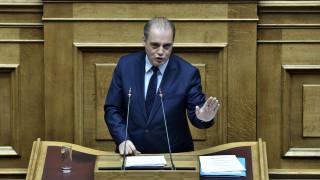 Βελόπουλος: Από το 1974 έως το 2019 έχουμε αλλάξει οκτώ εκλογικά συστήματα