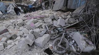 Συρία: Ρωσικές επιδρομές στην Ιντλίμπ με οκτώ νεκρούς