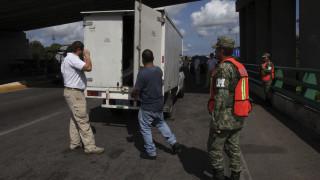 Βέλγιο: Δεκάδες μετανάστες βρέθηκαν στοιβαγμένοι μέσα σε φορτηγό ψυγείο