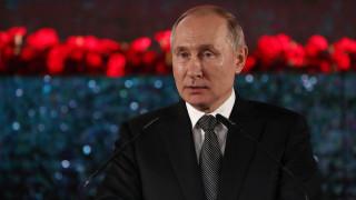 Συνάντηση κορυφής των ισχυρότερων χωρών ζητά ο Πούτιν για τα παγκόσμια προβλήματα