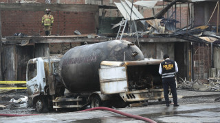 Περού: Νεκροί και δεκάδες τραυματίες από έκρηξη βυτιοφόρου μεταφοράς αερίου στη Λίμα