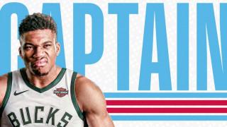 Αντετοκούνμπο: Αρχηγός για δεύτερη φορά στο All Star Game του NBA