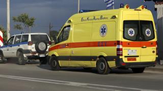 Τροχαίο στη λεωφόρο Σχιστού: Νεκρός ο οδηγός της μηχανής