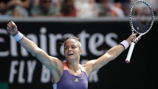 Θριάμβευσε η Σάκκαρη στο Αυστραλιανό Open: «Μπορώ να κερδίσω το τουρνουά»