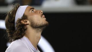 Αυστραλιανό Open: Αποκλείστηκε ο Στέφανος Τσιτσιπάς