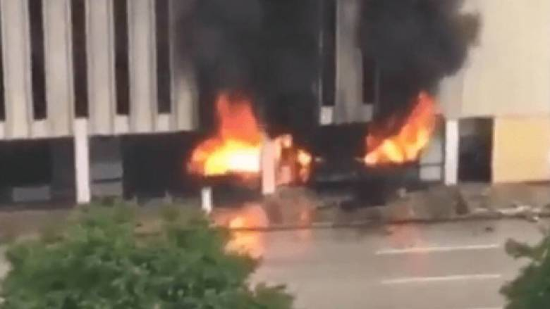 Χιούστον: Τουλάχιστον δύο νεκροί από την ισχυρή έκρηξη