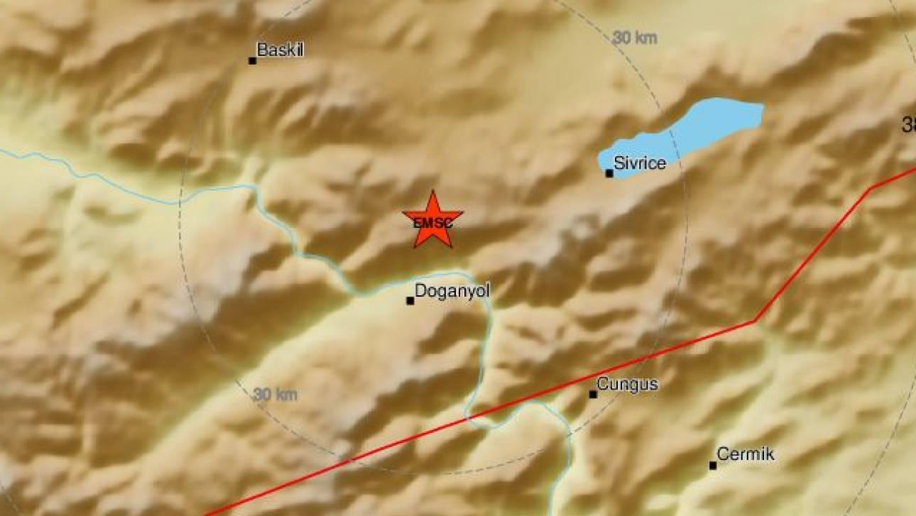 Ισχυρός σεισμός 6,8 Ρίχτερ συγκλόνισε την Τουρκία