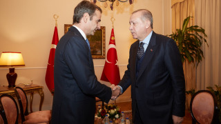 Σεισμός στην Τουρκία: Τηλεφωνική επικοινωνία Μητσοτάκη με Ερντογάν