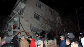 Σεισμός Τουρκία: Οι πρώτες εικόνες καταστροφής
