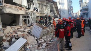 Ισχυρός σεισμός στην Τουρκία: Μετράει τις «πληγές» του το Ελαζίγ