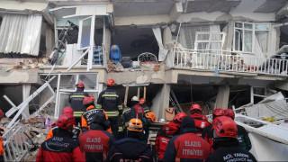 Ισχυρός σεισμός Τουρκία: Βίντεο από τη στιγμή που «χτύπησε» ο Εγκέλαδος