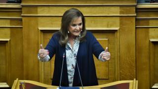 Μπακογιάννη: Η Ελλάδα δεν θα δεχθεί καμία καταπάτηση των κυριαρχικών της δικαιωμάτων