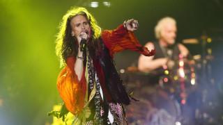 Τζόνι Ντεπ και Άλις Κούπερ «τζαμάρουν» με τους Aerosmith
