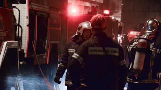 Φωτιά σε διαμέρισμα στο Νέο Κόσμο, απεγκλωβίστηκαν δύο άτομα
