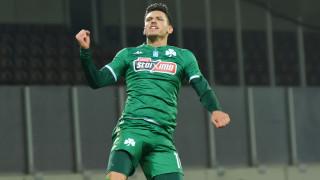 Λάρισα-Παναθηναϊκός 0-2: Μεγάλο διπλό και εδραιώνεται στα playoffs