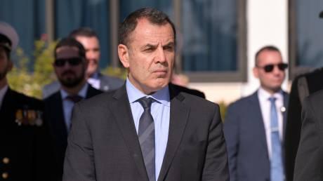 Παναγιωτόπουλος για Τουρκία: Eξετάζουμε όλα τα σενάρια, ακόμη και τη στρατιωτική εμπλοκή
