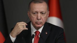 Ερντογάν: Μην περιμένετε από τον Χαφτάρ να σεβαστεί την εκεχειρία