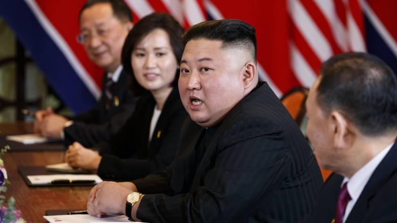 Η «άφαντη» θεία του Κιμ Γιονγκ Ουν εμφανίστηκε ξανά μετά από έξι χρόνια