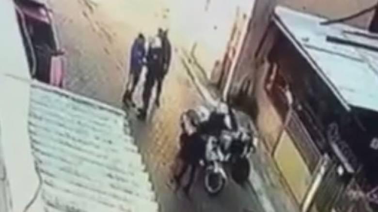 Αστυνομικός της ΔΙΑΣ χτύπησε ανήλικο στο Μενίδι - Διατάχθηκε ΕΔΕ