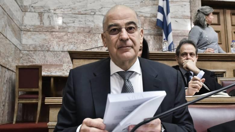 Δένδιας: Η Ελλάδα είναι έτοιμη να συμμετάσχει σε ειρηνευτική δύναμη στη Λιβύη