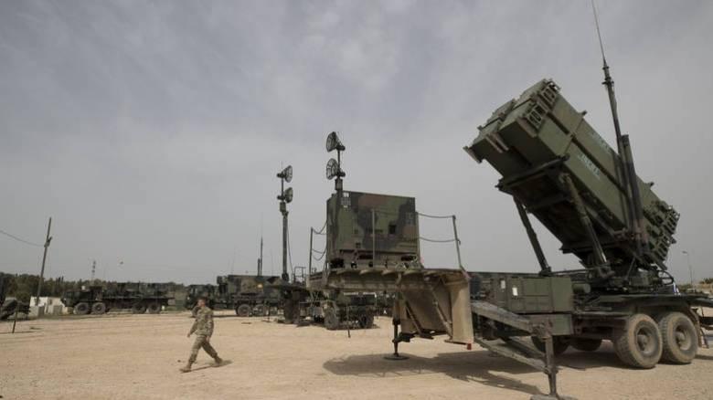 Μαξίμου: 60 - 145 Έλληνες στρατιωτικοί στη Σαουδική Αραβία μαζί με τους Patriot