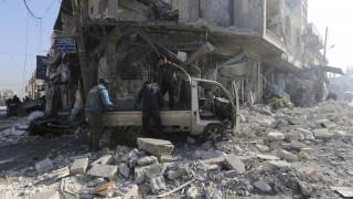 Επίθεση με παγιδευμένο φορτηγό στη Συρία: Επτά νεκροί