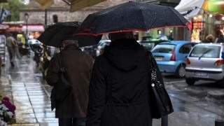 Καιρός: Βροχές και καταιγίδες σε όλη τη χώρα