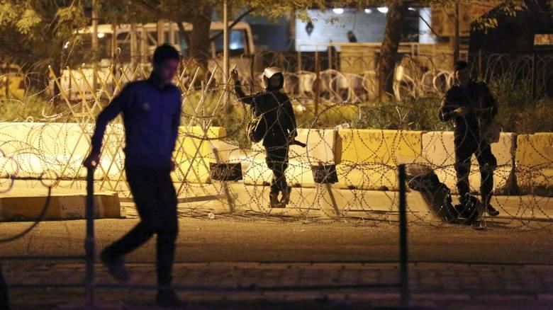 Βαγδάτη: Ένας τραυματίας από την επίθεση με ρουκέτες εναντίον της πρεσβείας των ΗΠΑ