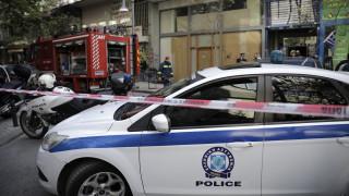 Έκρηξη σε είσοδο σπιτιού στην Καστέλλα