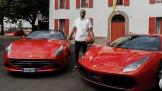 Κόμπι Μπράιαντ: Ο αδικοχαμένος αθλητής πέρα από τα ελικόπτερα λάτρευε και τα ιταλικά super car