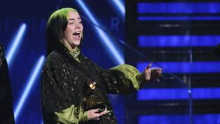 Grammy 2020: Θρίαμβος για τη Μπίλι Άιλις - Όλα τα βραβεία