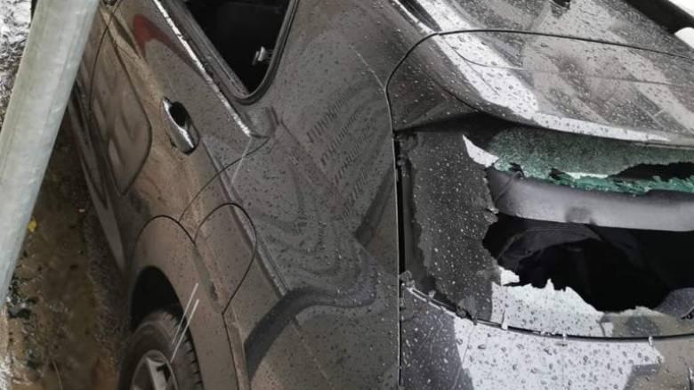 Στόχος και πάλι ο Φλαμπουράρης: 'Εσπασαν το αυτοκίνητό του