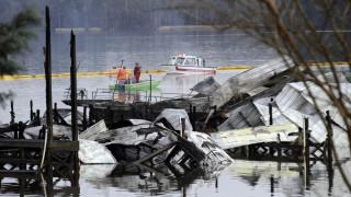 Τραγωδία στον ποταμό Τενεσί: Νεκροί και τραυματίες από φωτιά σε σκάφη