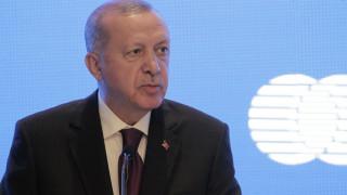 Ερντογάν: Ο Χαφτάρ αδιαφορεί για την ειρήνη και την εκεχειρία στη Λιβύη