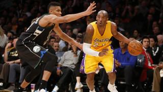 Κόμπι Μπράιαντ: «Άλλαξε το ποιος είμαι» - Ο Αντετοκούνμπο μιλά για τον θρύλο του NBA