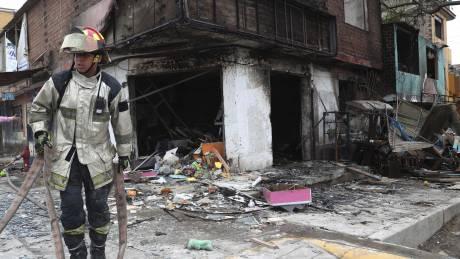 Έκρηξη βυτιοφόρου στο Περού: Στους 15 οι νεκροί - Ανάμεσά τους πέντε παιδιά